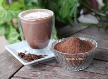 Drinking Chocolate, Chai & Syrups